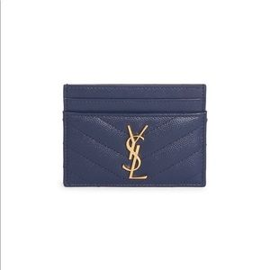 Saint Laurent card case holder ysl